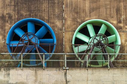 HVAC - Laråge Ventilators