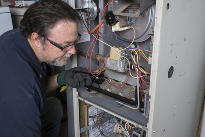 Furnace maintenance by Polar HVAC