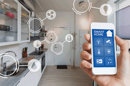 WIFI devices for smart home automation